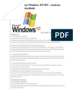 Dicas Para Windows XP SP3