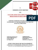 Desertation Report