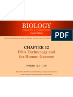 121 DNA Tech and Human Genom
