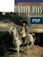 Schom One Hundred Days Napoleon's Road to Waterloo-9780195081770