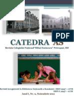 Catedra as