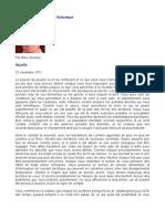 Message de La Fédération Galactique - Mike Quinsey - SaLuSa - 23 novembre  2011