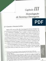 Homologação de Sentença Estrangeira - Alexandre Freitas Câmara