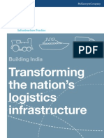Logistics Infrastructure By2020 Full Report