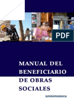 MANUAL BENEFICIARIO DE LAS OBRAS SOCIALES