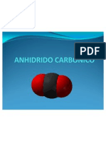 ANHIDRIDO CARBONICO