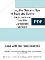 Spa to Salon Owner