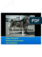 the great serum race updated