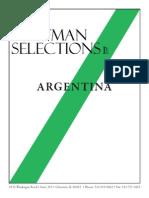 BBS Book (Pt 9) - Argentina