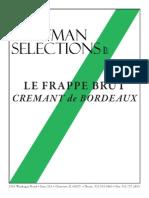BBS Book (Pt 12) Le Frappe Brut