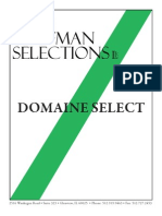 BBS Book (Pt 22) Domaine Select