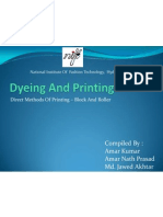 Direct Method of Printing
