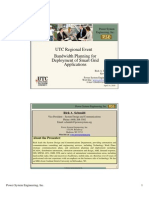Utc Regional Bandwidth Planning for Web