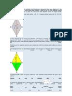 Losango é uma figura plana conhecida como quadrilátero