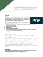 Pyleonepritis File