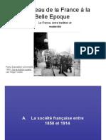 Tableau France Belle Epoque 1