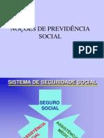Aracaju II b Nocoes de Previdencia Social