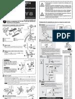 Manual Velocimetro