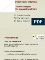 Home Care for the Elderly (Lenny Van Ameidja)