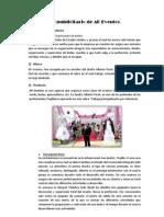Brief rio Wedding Planer