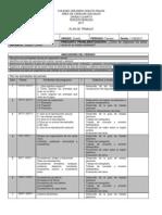 Plan de Trabajo Ciencias Naturales Grado Cuarto Tercer Periodo 2011