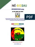 GUINEBISSAUPRESIDENCIAISDE28DEJUNHODE2009ANALISEPOLITICA