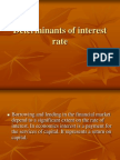 17765786 Determinants of Interest Rate 1