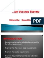 High Voltage Testing (2)