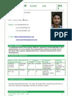 Sourav Resume