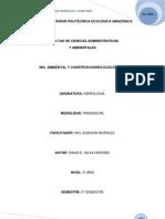 HIDROLOGIA HIDRAULICA Y SANITARIA_ESPEA_T4_DS