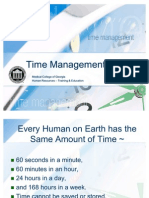 Time Management 4173