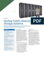 DS-2332 FAS Overview Datasheet 0608 NetApp Dws Servicios Especializados It