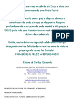 ANIVERSÁRIO MSG SHALOM CARDS