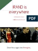 Brand is Everywhere