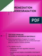 Bio Remediation and Bio Degradation MAIN