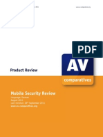 Review Mobile Security 2011