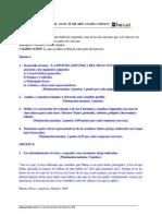 Historia del Arte - Junio PAU 1999/2000 *RESUELTO