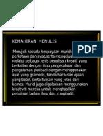 5.KEMAHIRAN MENULS