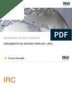OE 2011 (IRC)
