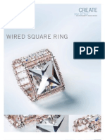 Instruction Wired Square Ring