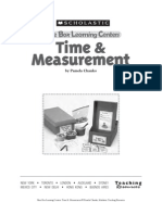 Time and Measurement