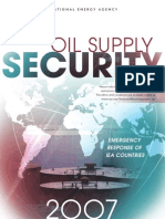 Oil Security