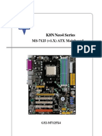 MSI K8N Neo4 Series Manual