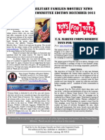 Veterans & Military Families Monthly News-State Com. December 2011