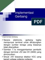 07 Implementasi Gerbang