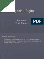 01 Pendahuluan Rangkaian Digital