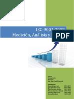 3. ISO 9001- 2008 - Medición, Análisis y Mejora