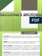 competencia microbiana