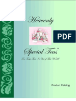 Heavenly Special Tea Catalog 2011