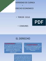 Prueba Derecho Economico Unidad i y II 2011
